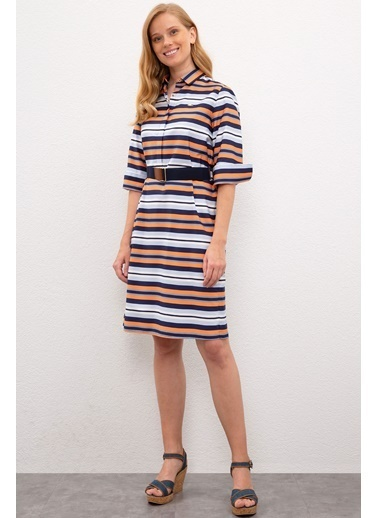 U.S. Polo Assn. Elbise Lacivert